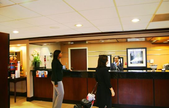 Hotelhal Hampton Inn Atlanta-North Druid Hills