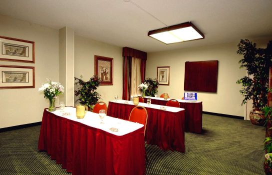 Conference room Hampton Inn Atlanta-North Druid Hills