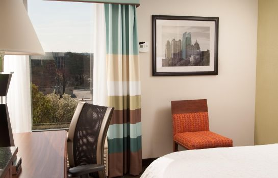 Kamers Hampton Inn Atlanta-North Druid Hills