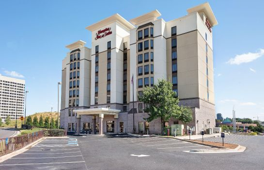 Außenansicht Hampton Inn - Suites Atlanta-Galleria