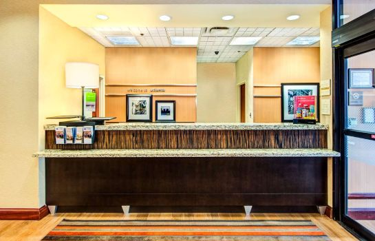 Hotelhalle Hampton Inn - Suites Atlanta-Galleria