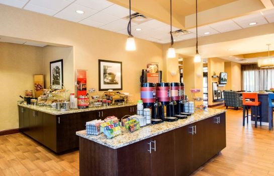 Restaurant Hampton Inn - Suites Atlanta-Galleria