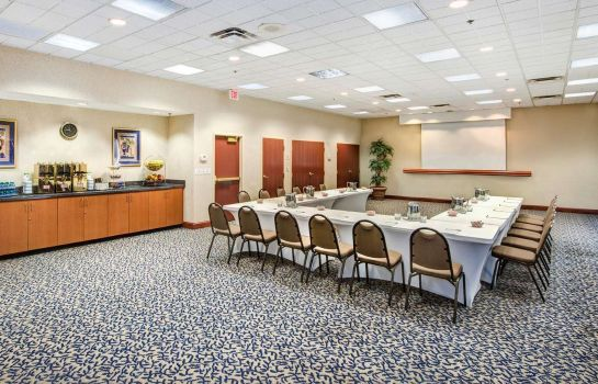 Conference room Hampton Inn - Suites Atlanta-Galleria