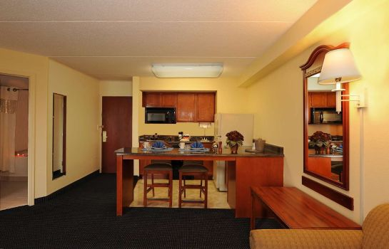 Zimmer Hampton Inn - Suites Atlanta-Galleria