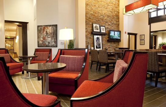 Bar de l'hôtel Hampton Inn - Suites Nashville-Vanderbilt-Elliston Place