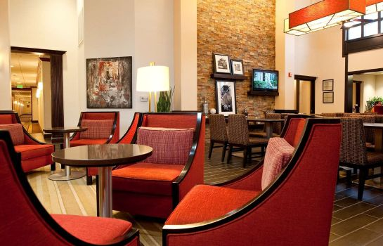 Hotel-Bar Hampton Inn - Suites Nashville-Vanderbilt-Elliston Place