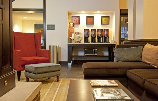 Hotelhalle Hampton Inn - Suites Nashville-Vanderbilt-Elliston Place
