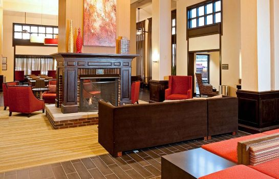 Hol hotelowy Hampton Inn - Suites Nashville-Vanderbilt-Elliston Place