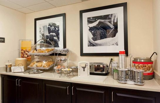 Restaurante Hampton Inn & Suites Nashville-Vanderbilt-Elliston Place