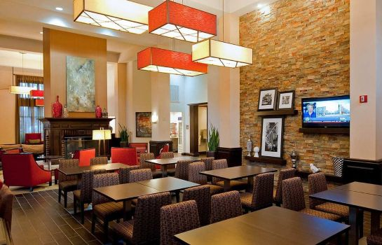 Restauracja Hampton Inn - Suites Nashville-Vanderbilt-Elliston Place