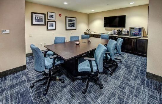 Sala de reuniones Hampton Inn & Suites Nashville-Vanderbilt-Elliston Place