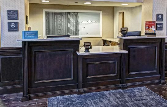 Informacja Hampton Inn - Suites Nashville-Vanderbilt-Elliston Place