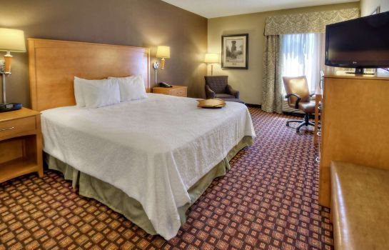 Pokój Hampton Inn - Suites Nashville-Vanderbilt-Elliston Place