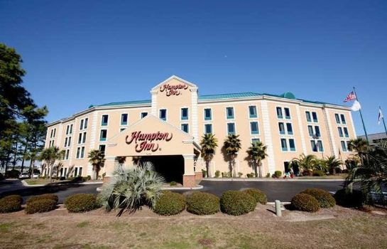 Außenansicht Hampton Inn Charleston North