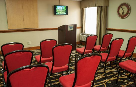 Conference room Hampton Inn Bowling Green
