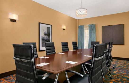 Conference room Hampton Inn Chicago-Midway Airport
