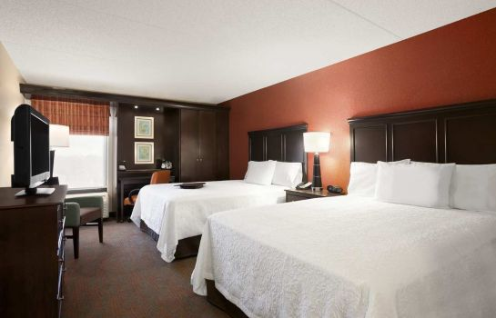 Zimmer Hampton Inn Chicago-Midway Airport