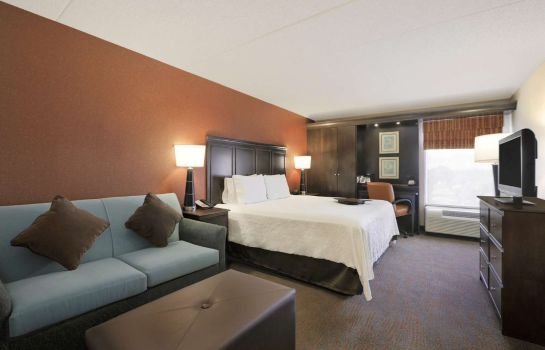 Kamers Hampton Inn Chicago-Midway Airport