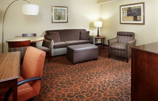 Zimmer Hampton Inn Cleveland-Downtown