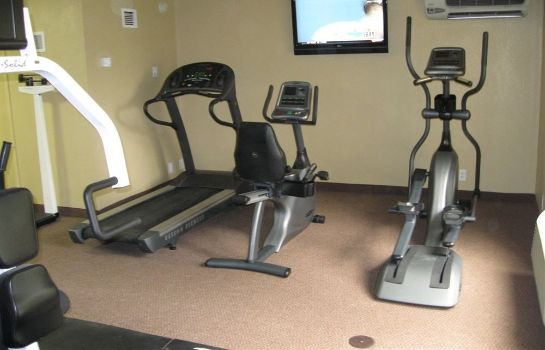 Installations sportives La Quinta Inn & Suites Cleveland Airport West