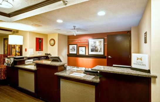 Hotelhalle Hampton Inn College Station-Near Texas A-M University