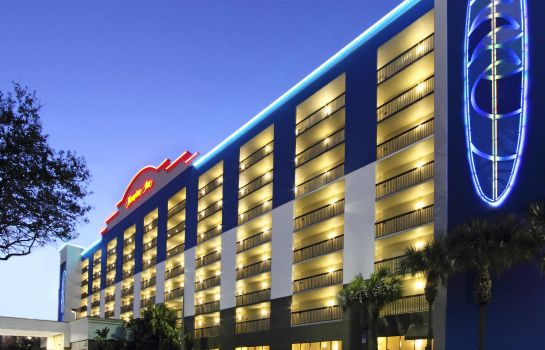 Exterior view Hampton Inn Cocoa Beach-Cape Canaveral