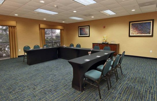 Conference room Hampton Inn Cocoa Beach-Cape Canaveral