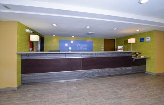 Lobby Holiday Inn Express DENVER AURORA - MEDICAL CENTER