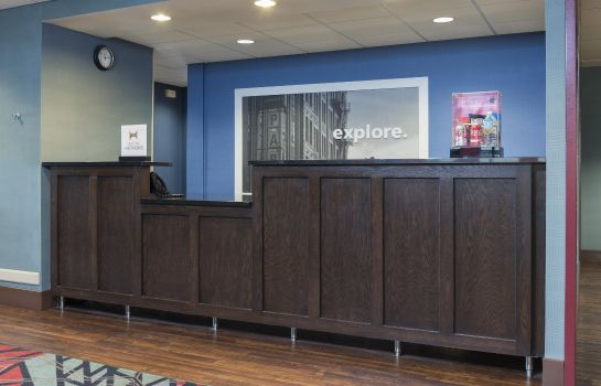 Hotelhal Hampton Inn Grand Rapids-South