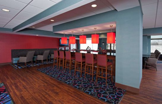 Hotelhalle Hampton Inn Grand Rapids-South