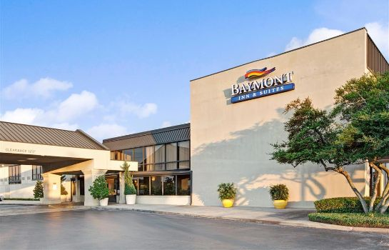 Exterior view BAYMONT INN & SUITES HOUSTON-