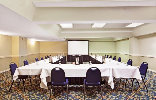Conference room BAYMONT INN & SUITES HOUSTON-