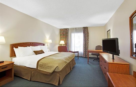 Room BAYMONT INN & SUITES HOUSTON-