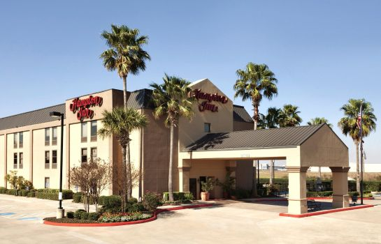 Außenansicht Hampton Inn - Houston-Brookhollow