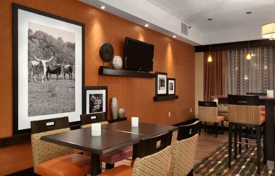 Hotelhalle Hampton Inn - Houston-Brookhollow