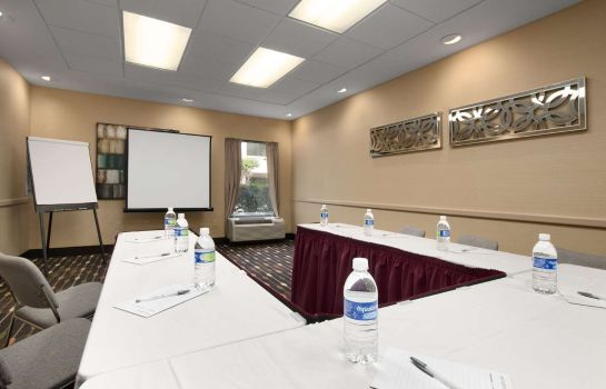 Conference room Hampton Inn - Houston-Brookhollow