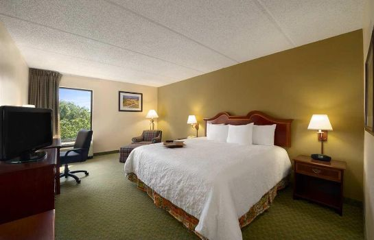 Zimmer Hampton Inn - Houston-Brookhollow