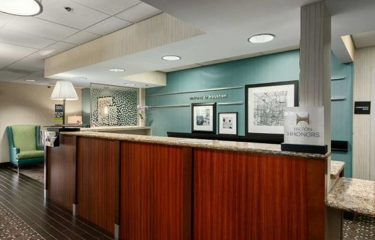 Hotelhalle Hampton Inn Houston-Northwest