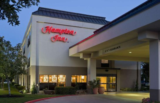 Vista exterior Hampton Inn Stafford