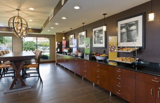 Restaurante Hampton Inn Stafford