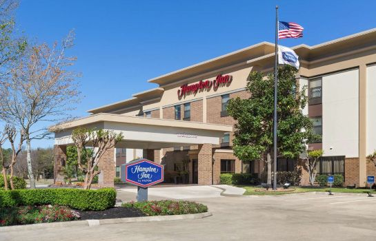 Vista exterior Hampton Inn Houston-Willowbrook