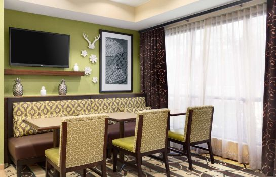 Hotelhalle Hampton Inn Houston-Willowbrook