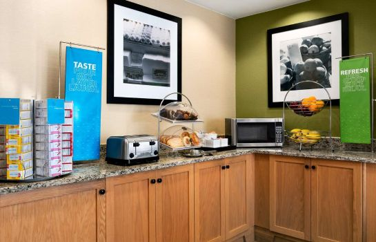 Restaurante Hampton Inn Houston-Willowbrook