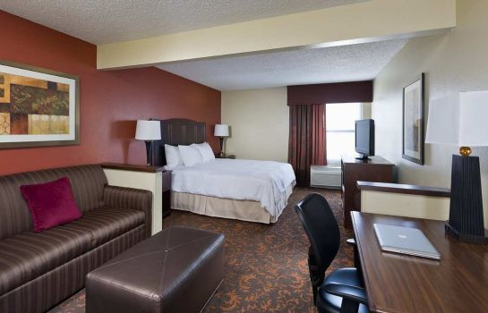Zimmer Hampton Inn Houston-Willowbrook