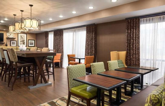 Hotelhalle Hampton Inn Wichita-East