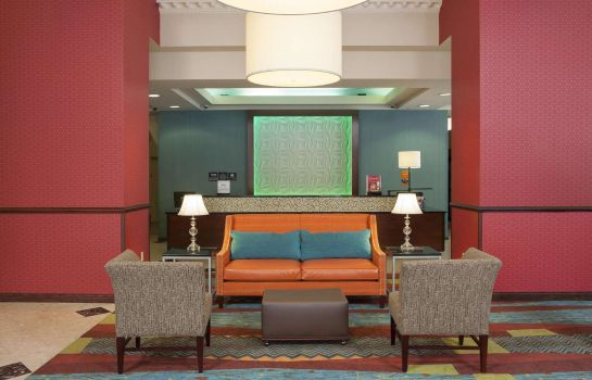 Hotelhal Hampton Inn Indianapolis Dwtn Across from Circle Centre