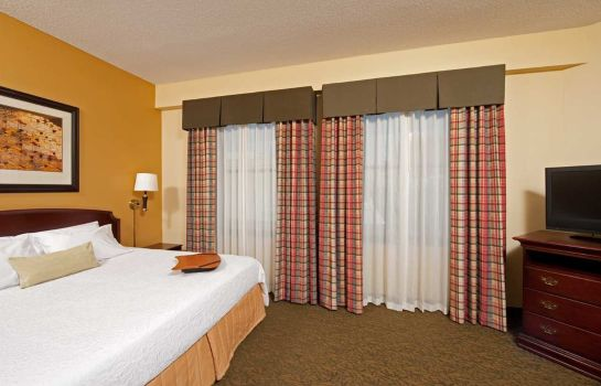Suite Hampton Inn Indianapolis Dwtn Across from Circle Centre