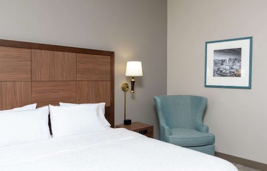 Kamers Hampton Inn Indianapolis Dwtn Across from Circle Centre