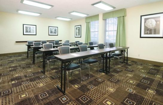Conference room Hampton Inn Indianapolis-NE-Castleton