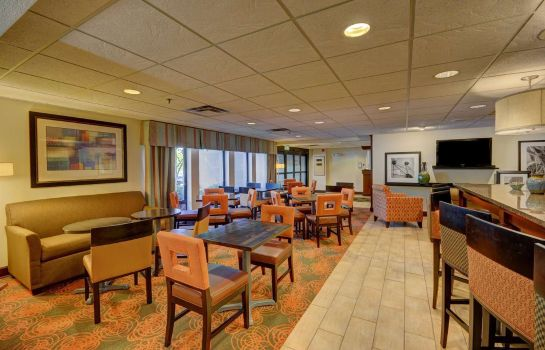 Lobby Hampton Inn Indianapolis-South
